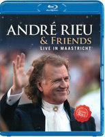 Blu-Ray Andre Rieu. Andre Rieu & Friends Maastricht VII