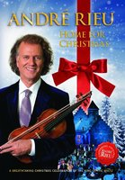 DVD Andre Rieu. Home For Christmas
