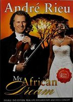 DVD Andre Rieu. My African Dream