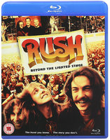 Blu-Ray Rush. Beyond The Lighted Stage