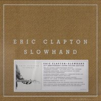 LP + DVD + Audio CD Eric Clapton. Slowhand 35th Anniversary