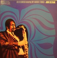 Audio CD John Coltrane. Selflessness featuring my favorite things