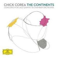 Audio CD Chick Corea. Concerto for jazz quintet & Chamber orchestra