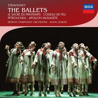 Audio CD Antal Dorati. Stravinsky: The Ballets