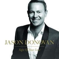 Audio CD Jason Donovan. Sign of your love