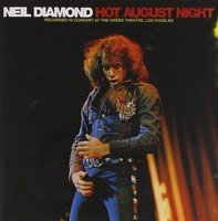 Audio CD Neil Diamond. Hot August Night (Deluxe)