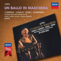 Audio CD Sir Colin Davis. Verdi: Un Ballo In Maschera