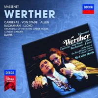 Audio CD Sir Colin Davis. Massenet: Werther