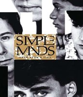 Blu-Ray Simple Minds - Once Upon A Time