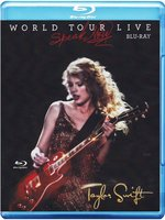 Blu-Ray Taylor Swift. Speak Now World Tour Live