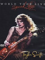 DVD Taylor Swift. Speak Now World Tour Live