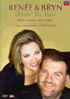 DVD Bryn Terfel. Various: Renee & Bryn. Under The Stars