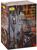DVD Bryn Terfel. Wagner: The Ring