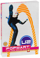 DVD U2. Popmart. Live From Mexico
