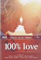 DVD Various Artists. 100% Love