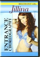 Various Artists. Jillina. Entrance Choreography (DVD)