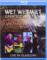 Blu-Ray Wet Wet Wet. Greatest Hits. Live In Glasgow