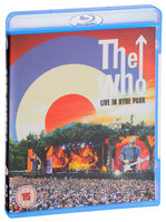 Blu-Ray The Who. Live At Hyde Park