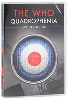 DVD The Who: Quadrophenia - Live In London