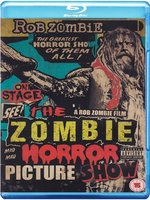 Blu-Ray Rob Zombie. The Zombie Horror Picture Show