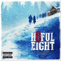 Quentin Tarantino's: The Hateful Eight (CD)