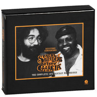 Audio CD Merl Saunders, Jerry Garcia. The complete 1973 fantasy recordings