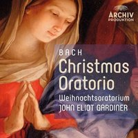 Audio CD John Eliot Gardiner. Bach. Christmas oratorio