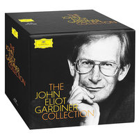 Audio CD John Eliot Gardiner. The collection
