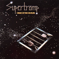 LP Supertramp. Crime Of The Century (LP)