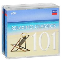 Audio CD Various Artists. 101 Relaxing Classics