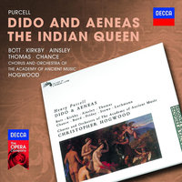 Audio CD Christopher Hogwood. Purcell: Dido & Aeneas; The indian queen