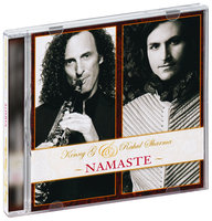 Audio CD Kenny G. Namaste