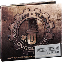Bachman-Turner Overdrive. Bachman-Turner Overdrive (CD)