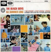 Audio CD The Beach Boys. All Summer Long