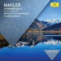 Audio CD Claudio Abbado. Mahler: Symphony No.4