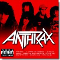 Audio CD Anthrax. Icon
