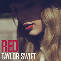 Audio CD Taylor Swift. Red