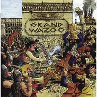 Audio CD Frank Zappa. The Grand Wazoo