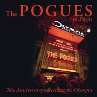 Audio CD The Pogues. In Paris - concert at the Olympia