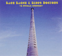 Вася Васин и Blues doctors. В ритмах синевы (CD)