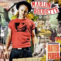 Audio CD Marlon Roudette. Matter fixed