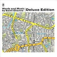 Audio CD Saint Etienne. Words and music by Saint Etienne
