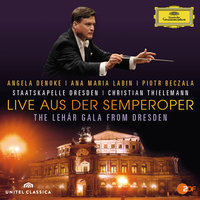 Audio CD Christian Thielemann. The Lehar Gala From Dresden