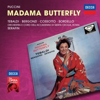 Audio CD Tullio Serafin. Puccini: Madama Butterfly
