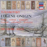 Audio CD Sir Georg Solti. Tchaikovsky: Eugene Onegin