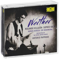 Audio CD Rolando Villazon. Massenet: Werther