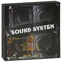 Audio CD Various Artists. Sound System. The Story Of Jamaican Music