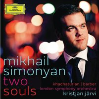 Audio CD Mikhail Simonyan. Two souls - Khachaturian Barber
