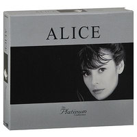 Audio CD Alice. The platinum collection