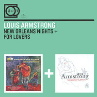 Audio CD Louis Armstrong. New Orleans nights / For lovers